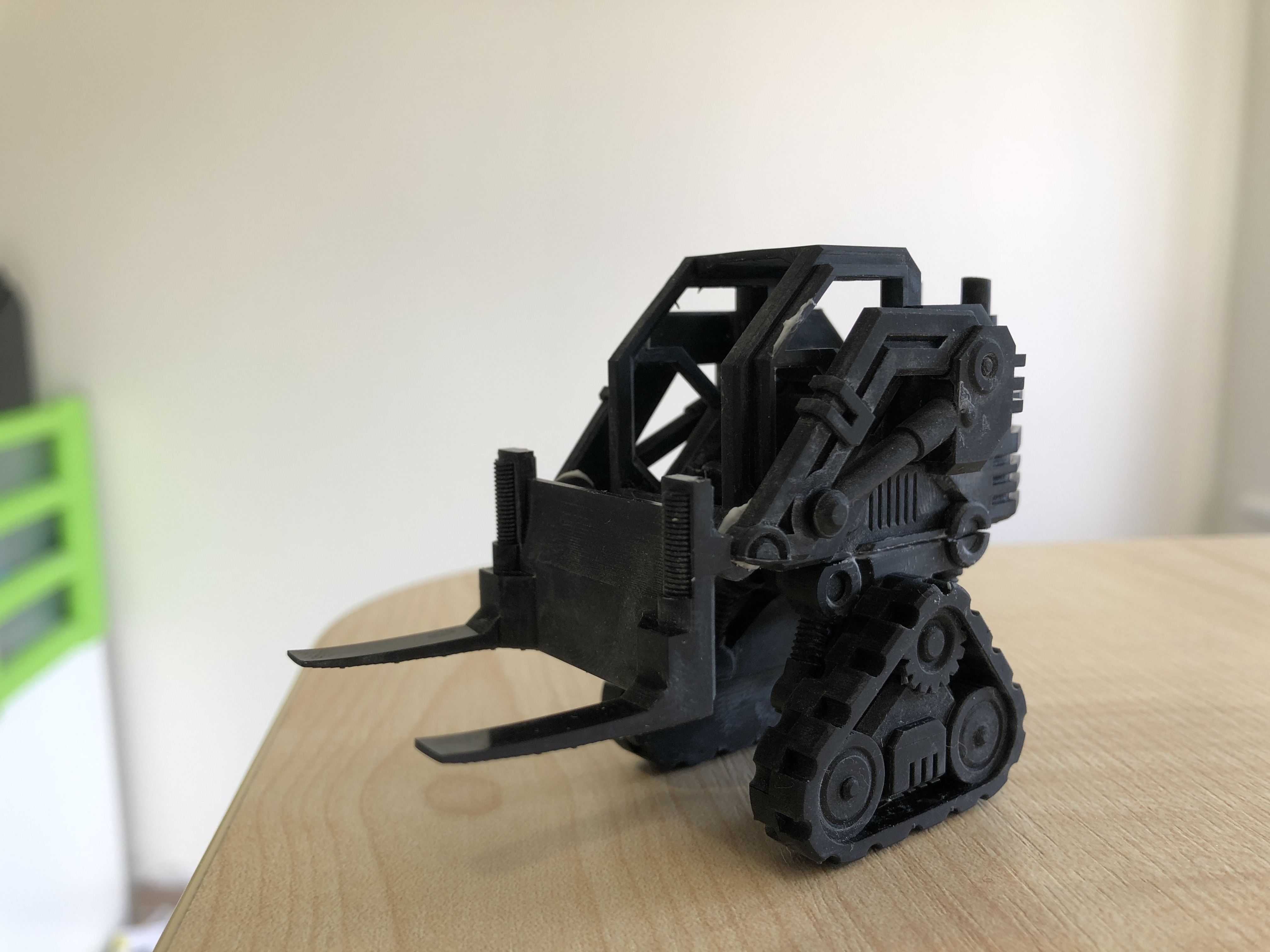 Necromunda loader from Thingiverse