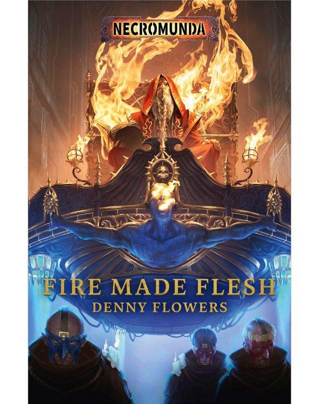 Fire Made Flesh cover art